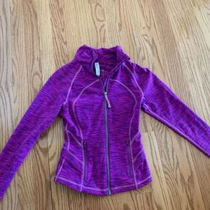Lulu Lemon Tight Fight Athletic Jacket